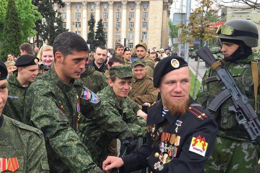 Арсен Павлов - Донецкий ополченец Моторола
